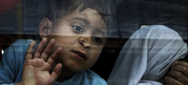 El Parlamento británico rechaza una enmienda para acoger a 3.000 niños refugiados