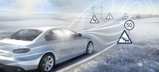 Sistemas que puede incorporar un coche sin conductor
