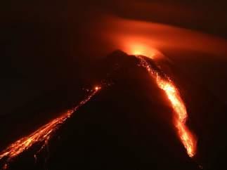 Volcanes en México