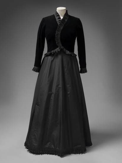 El ropero de Isabel II