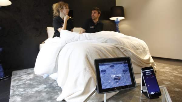 El colchón inteligente que detecta la infidelidad