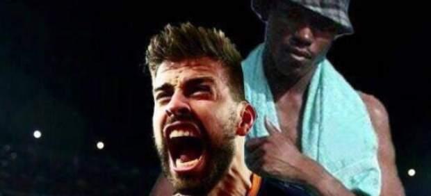 Los 'memes' de la Champions se ceban con el Barcelona...y con el Periscope de Piqué