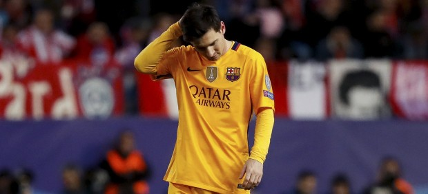 """""""¿Y el Barça? ¿Y Messi?"""" La peor racha goleadora del argentino desde 2010"""