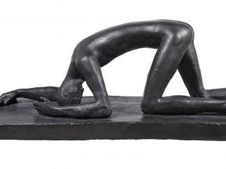 Willhelm Lehmbruck (1881–1919) - Der Gestürzte, 1915
