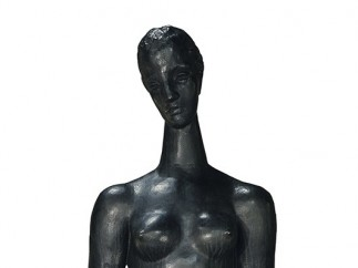 Willhelm Lehmbruck (1881–1919) - Grosse Sinnende, 1913
