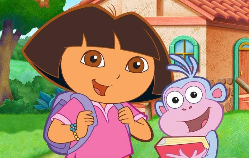 La actriz que pone voz a Dora la exploradora, expulsada ...