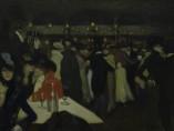 Pablo Picasso - Le Moulin de la Galette, otoño de 1900
