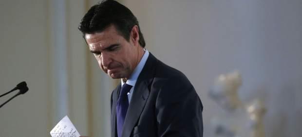 José Manuel Soria acude esta noche al programa 'El Cascabel' de 13TV tras su renuncia