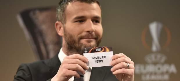 El Sevilla se enfrentará al Shakhtar y el Villarreal al Liverpool en semis de la UEL