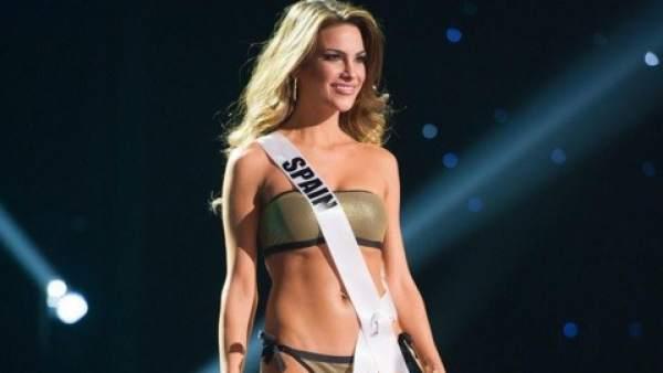 Carla Barber, representante de España en Miss Universo 2015