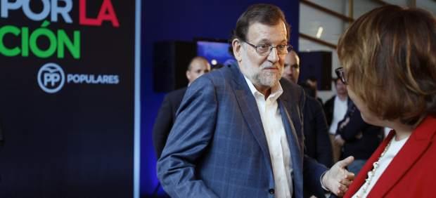 Rajoy no dice nada sobre Soria en su primer discurso 24 horas después de la renuncia