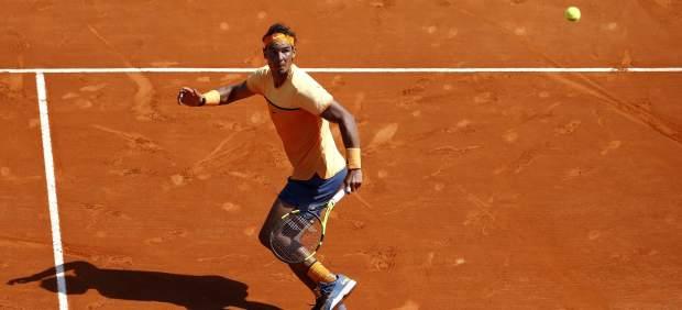 Rafa Nadal ha vuelto: remonta ante Andy Murray y se mete en la final de Montecarlo
