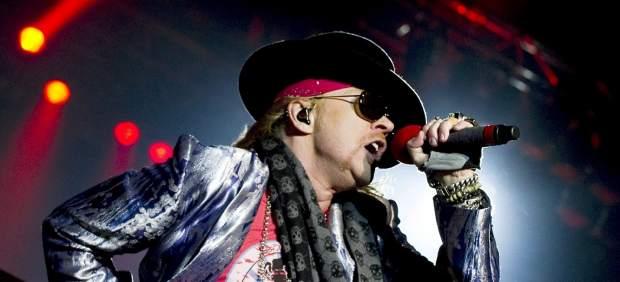 Confirmado: AC/DC ficha a Axl Rose, líder de Gun N'Roses, para la gira europea