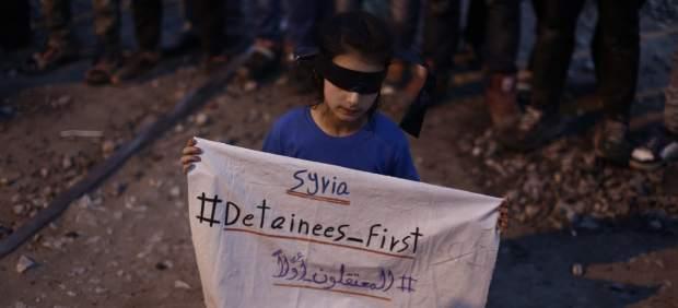 La Comisión de Ayuda al Refugiado presenta las denuncias contra el acuerdo UE-Turquía