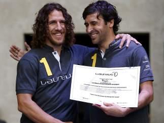 Puyol y Raúl