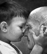 Los abuelos nunca mueren, solo se hacen invisibles