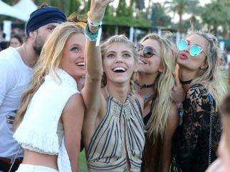 Unos 'ángeles' en Coachella