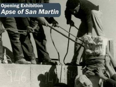 Ábside de San Martín