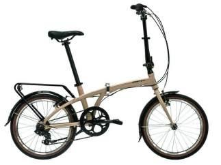 Bicicleta plegable 'Mounty Source'