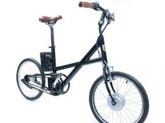 Bicicleta eléctrica 'Ciclotek Citybug'