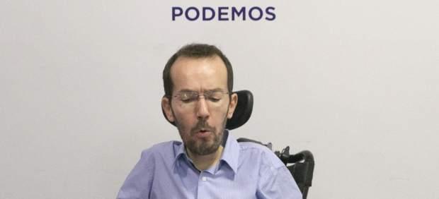 Respaldo rotundo de las bases de Podemos al pacto con IU: el 98% de los votantes dice sí