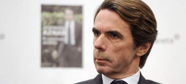 """Aznar alerta de la """"tentación"""" de """"polarizar"""" a los españoles de cara a las elecciones del 26-J"""