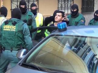 Dos detenidos en Algeciras