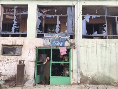 Ministerio de Defensa en Kabul