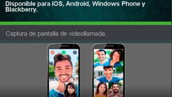 Alertan de un falso servicio de videollamadas para whatsapp for Oficina seguridad internauta