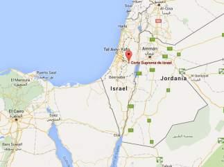 Condenado por asesinato un israelí que quemó vivo a un joven palestino