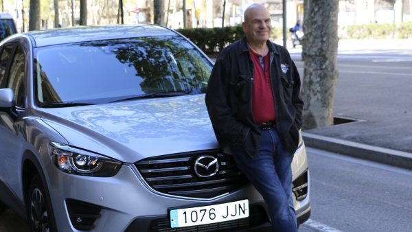 David Simon en Barcelona
