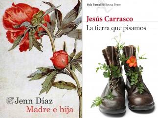 Cinco novelas made in Spain para celebrar el Día del Libro