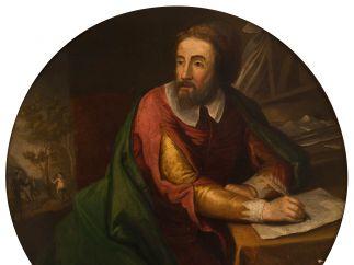'Retrato de Cervantes'