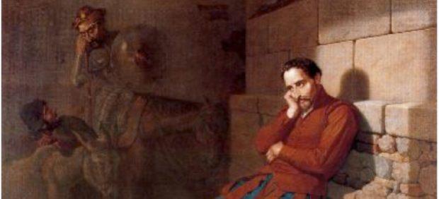 'Cervantes imagina el Quijote'