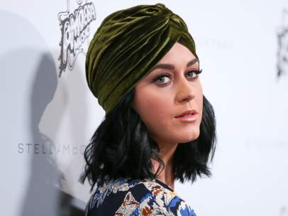 Katy Perry con turbante
