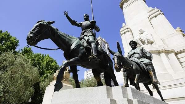 Cervantes en Madrid