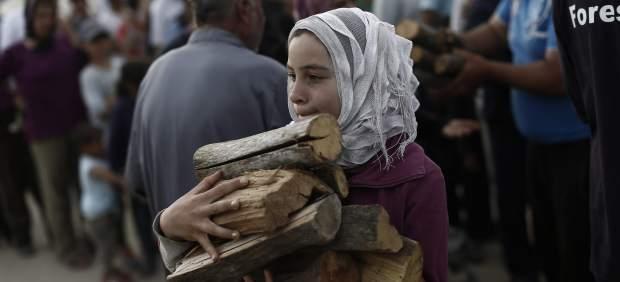 """La UE ve """"buenos progresos"""" en el acuerdo con Turquía sobre refugiados pese a las críticas"""
