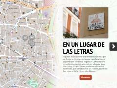 Vecinos ilustres en Madrid