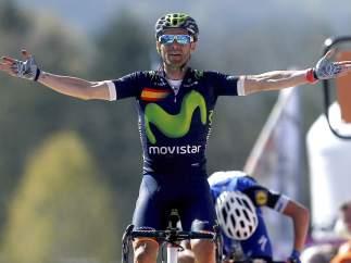 Valverde en la Flecha Valona