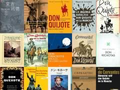 Portadas de Don Quijote de La Mancha