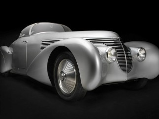 "Andre Dubonnet, Jean Andreau, Hispano-Suiza, H6B Dubonnet ""Xenia"" Coupe, 1938"