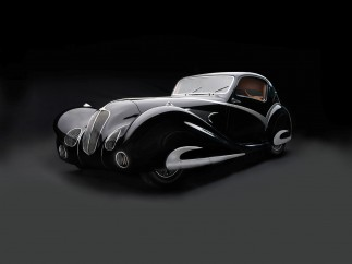 Bodywork designed by Figoni & Falaschi, Delahaye, 135M Competition Coupe, 1936