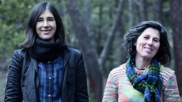 Blasco y Salomone, autoras de 'Morir joven a los 140'