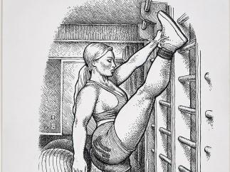 Las mujeres dominadoras de Robert Crumb
