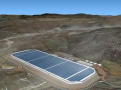 """Así es la """"Gigafactoría"""" de Tesla en Estados Unidos"""