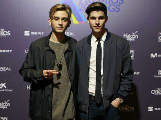 'Millennials' en la gala