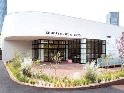 Museo de Snoopy, Tokio