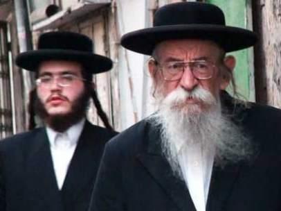 Dos judíos ortodoxos