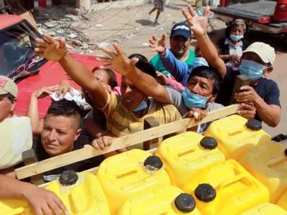Ayudas Ecuador