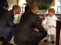 Obama y el príncipe